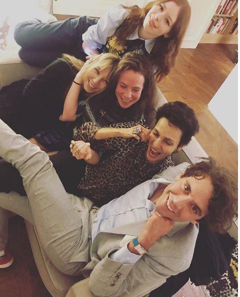 Farida Khelfa, Victoire de Cstellane, Olympia Letan i Mika